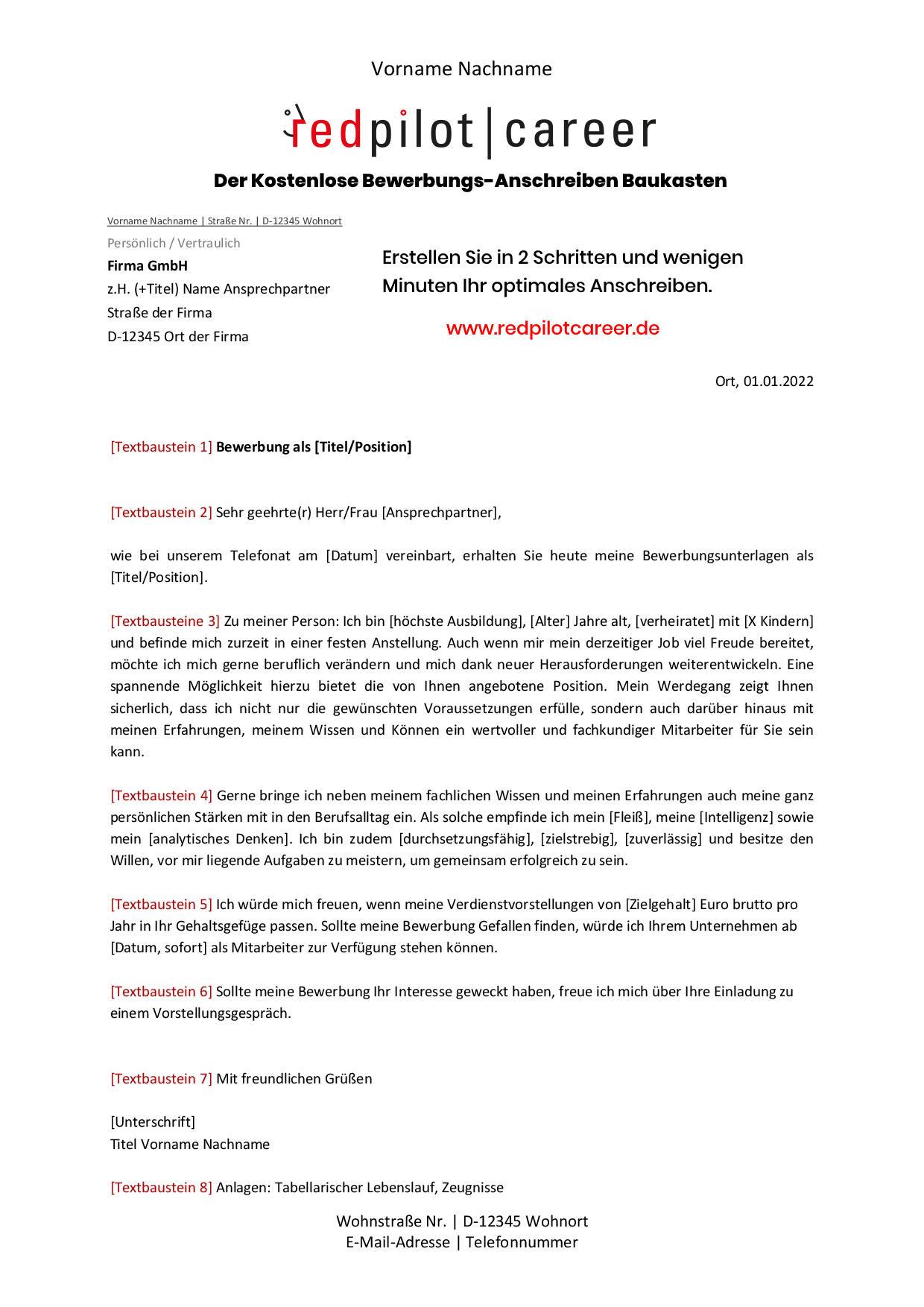 redpilot_pinterest_Muster_Anschreiben_Bewerbung_Basic01 v01