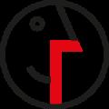 redpilot Face Logo color