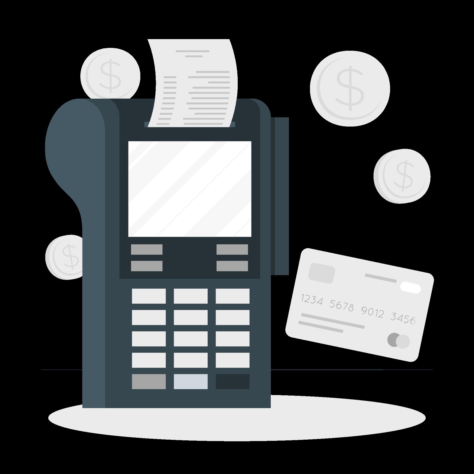 Plain credit card-cuate von storyset